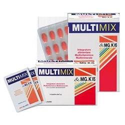Supplement Multimix Orange Flavour 14 Sachets