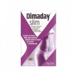 Supplement For Weight Control Dimaday 15 Tablets