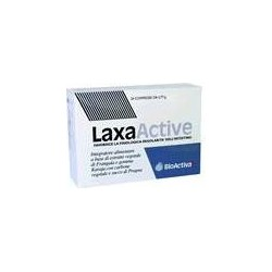 Supplement Laxa Active For Intestinal Transit 24 Tablets
