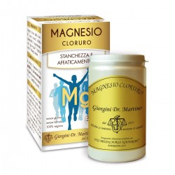 Supplement Magnesium Tone Body Magnesium Chloride Tablets 200 Gr