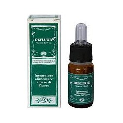 Supplement For Children Defluor  Drops 10 Ml