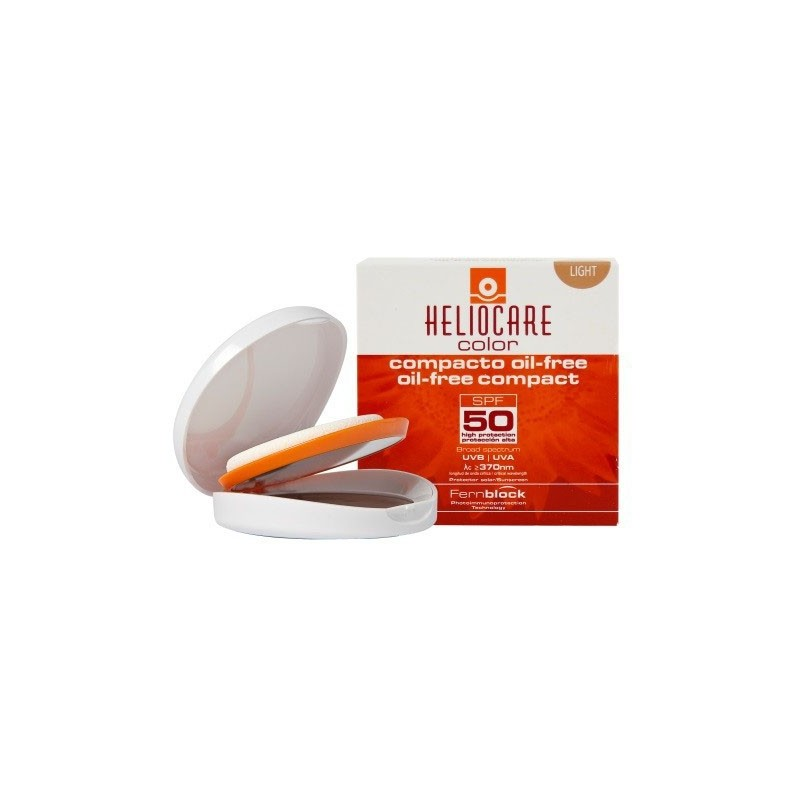 Sun protection - oil free compact spf50