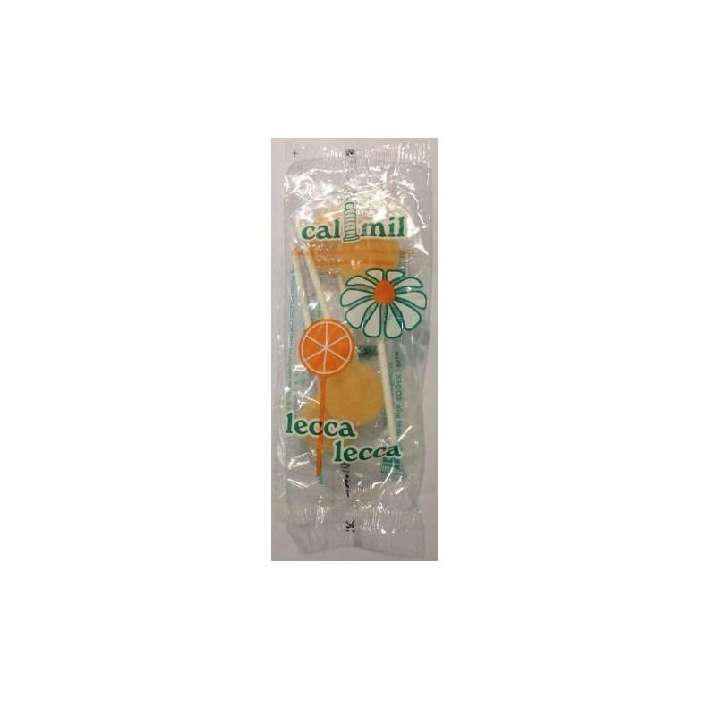 RODEX - Lollipop Calmil Orange And Lemon Flavour 3 Pieces