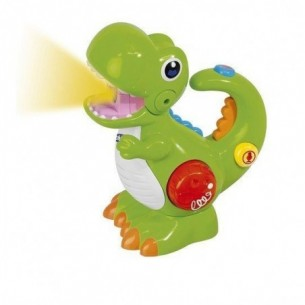 t-rec Dino cambia voce e torcia electronic toy 2-6 years