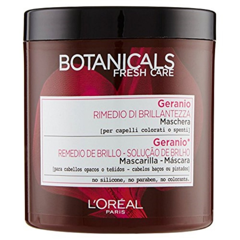 L'Oreal Paris - Botanicals mask for colored hair 200 ml
