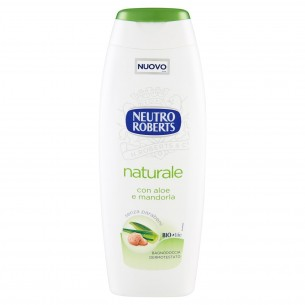 bio life aloe & mandorla shower gel 500 ml