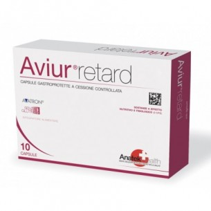 aviur retard for the urinary tract infections 10 capsules