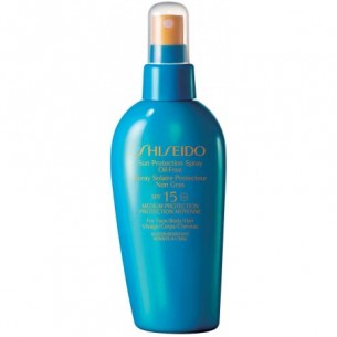 Sun Protection Spray Oil-Free SPF15 low protection 150ml