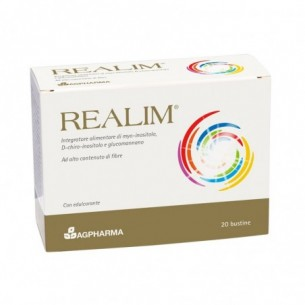 Realim - Supplement for Cholesterol levels & weight loss 20 sachets