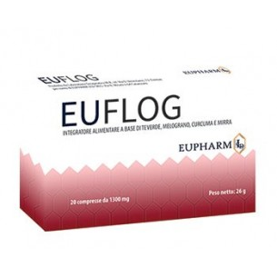 Euflog - food supplement for the prostate - 20 tablets