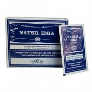 Nausil Idra Supplement to treat Dehydration 12 sachets