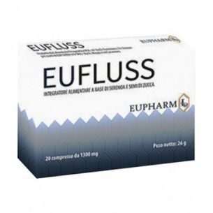 Eufluss - food supplement for prostate health 20 tablets