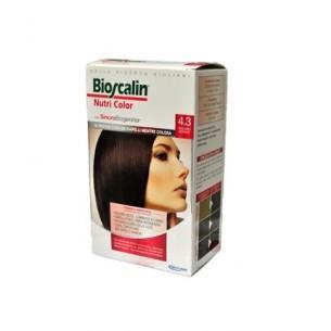 Nutricolor hair dyeing n. 4.3