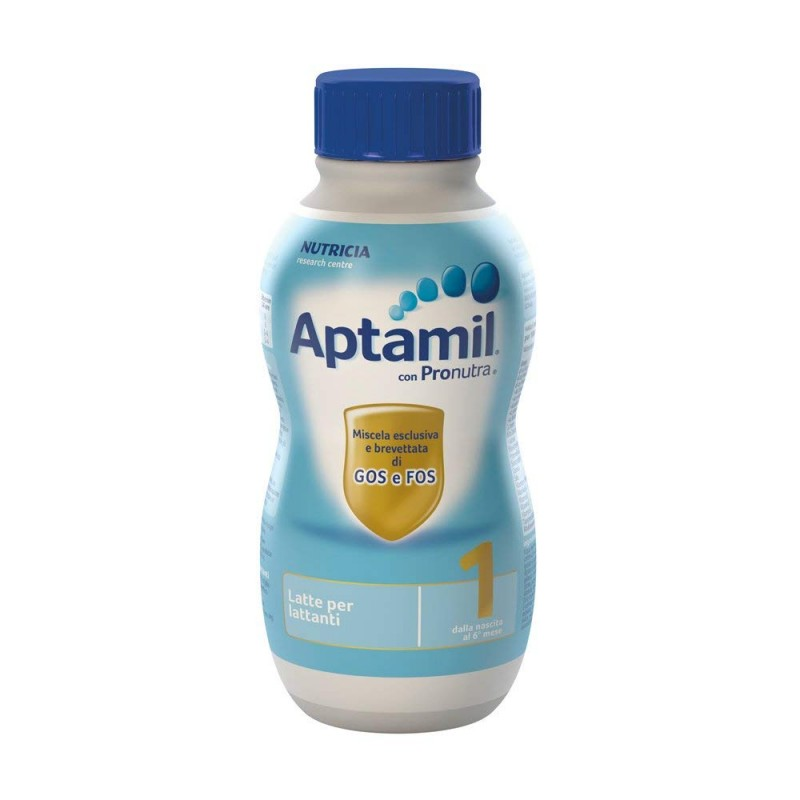 Aptamil - MELLIN  1 LIQUIDO 500ML