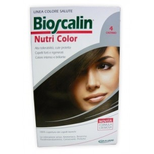 Nutri Color - Hair color n.4 chestnut brown