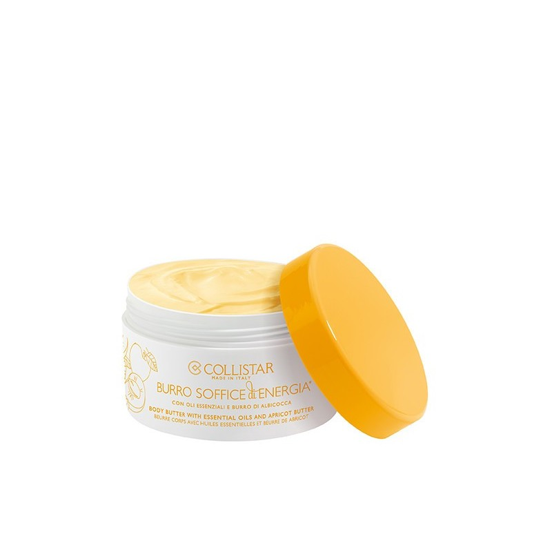 COLLISTAR - Body butter with essential oil and apricot butter 200ml