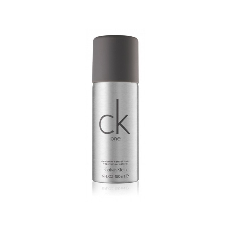 CALVIN KLEIN - CK One deodorant Spray 150 ml Vapo