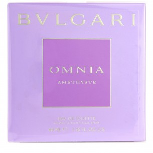 Omnia Amethyste - Eau De Toilette For Women spray 40 Ml