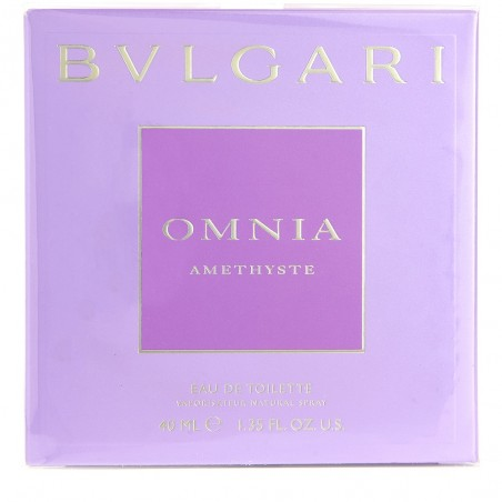 Bulgari - Omnia Amethyste - Eau De Toilette For Women spray 40 Ml