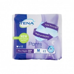 Pants Night Plus Size M - 12 Panties