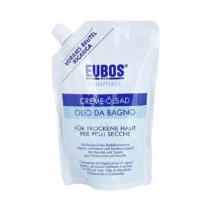 Eubos Bath oil for dry skin Refill 400 ml