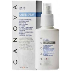 Salipil body spray against acne 100 ml