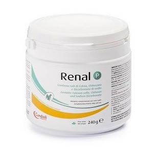 renal p 240 g - complementary feed for dogs & cats
