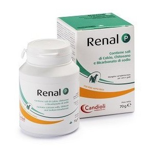 renal p 70 g - complementary feed for dogs & cats