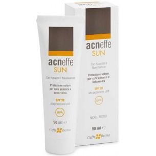 acneffe sun spf30 - face sun protection for acne-prone skin 50 ml