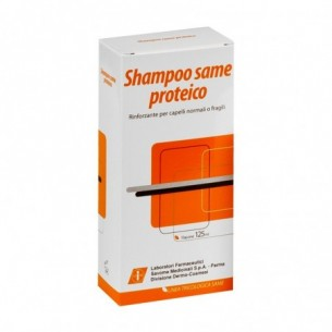 Shampoo Same Protein Hair Fall Brittle Or Normal Hair 125 ml