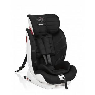 car seat tazio TT isofix group 1-2-3 (9 -36 kg) 259 black