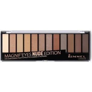 Magnif'Eyes - eye contouring palette n.001 nude edition