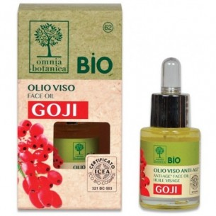 Organic Face Oil Anti-Age Goji 15 ml