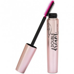 Double Dream mascara with full-bodied texture