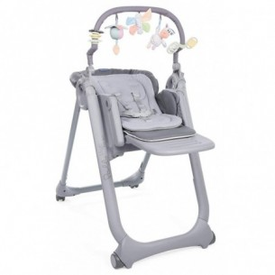 Highchair Polly Magic Relax Graphite