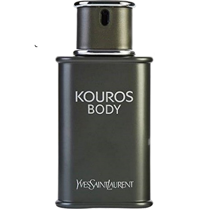 Yves Saint Laurent - Body Kouros - Eau De Toilette For men Spray 100 Ml