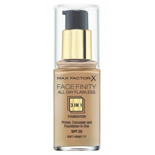 Facefinity All Day Flawless 3 In 1 Foundation Spf20 n. 80 Bronze