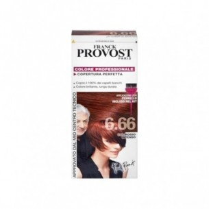 Professional Coloring N. 6.66 Intense Red 150 ml
