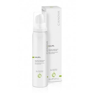 Salipil - purifying Mousse for oily skin 150 ml