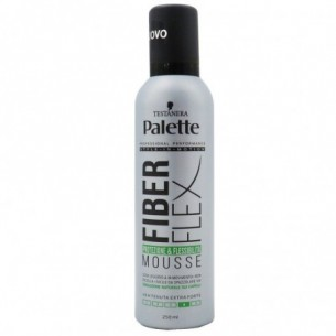 Fiberflex - 48h protection and flexibility hair mousse 250 ml