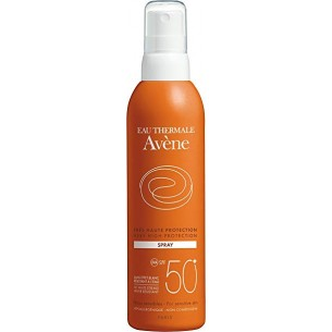 Sun Milk Spray Very High Protection Spf 50+ 200ml