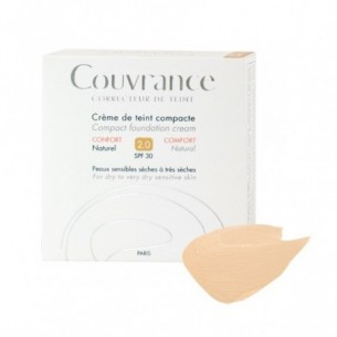Couvrance - Confort Compact Cream Foundation n. 2.0 Natural