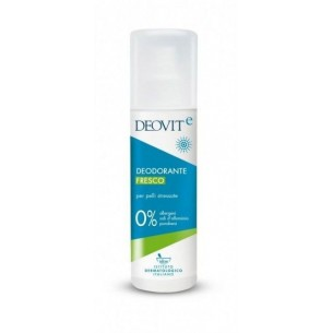 Deovit - spray deodorant for stressed skin 100 ml