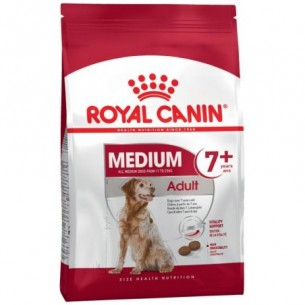 Medium Mature Adult 7+ dry food for old dogs 4 kg