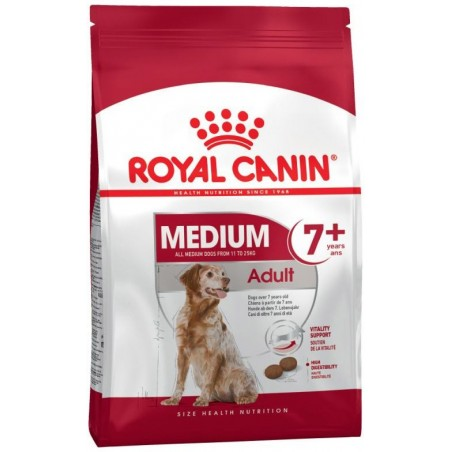 ROYAL CANIN - Medium Mature Adult 7+ dry food for old dogs 4 kg