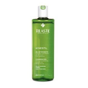 acnestil - cleansing gel for oily and sensitive skins 250 ml