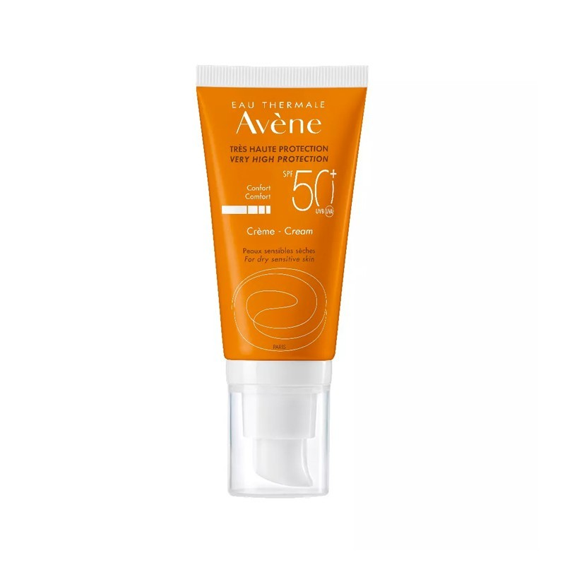 Avene - Sun Cream For Face High protection Sfp 50 + 50ml