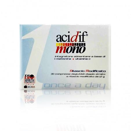 BIOHEALTH - Acidif Mono Integratore Alimentare 30 Compresse