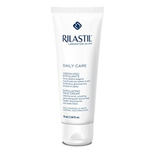 daily care - deep cleansing face exfoliating cream 75 ml