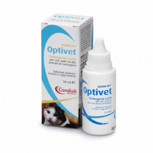 optivet eye cleanser for dogs and cats 50 ml